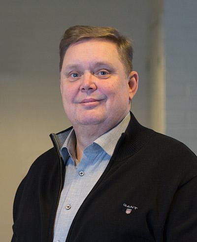 Jytaksin toimitusjohtaja Esa Niemi