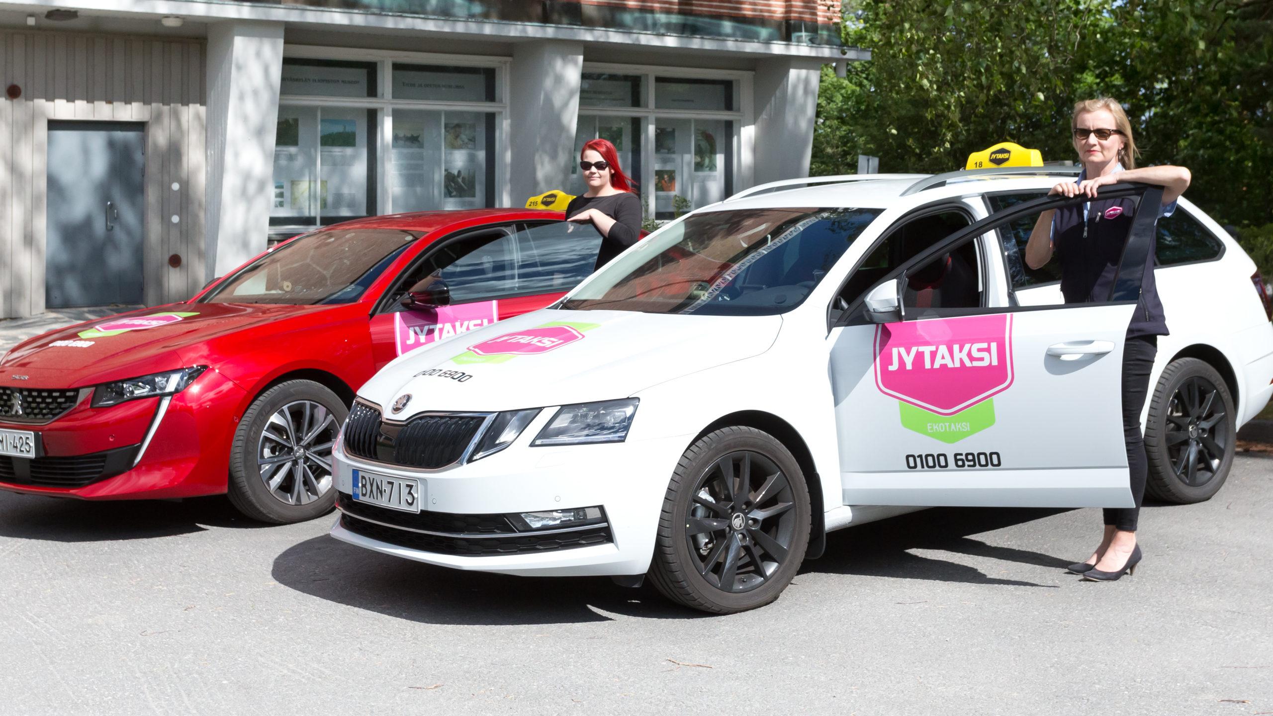 Taksipalvelut yrityksille