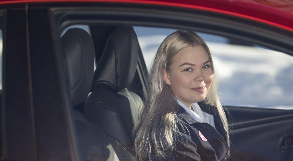 – Kuljettajakoulutus