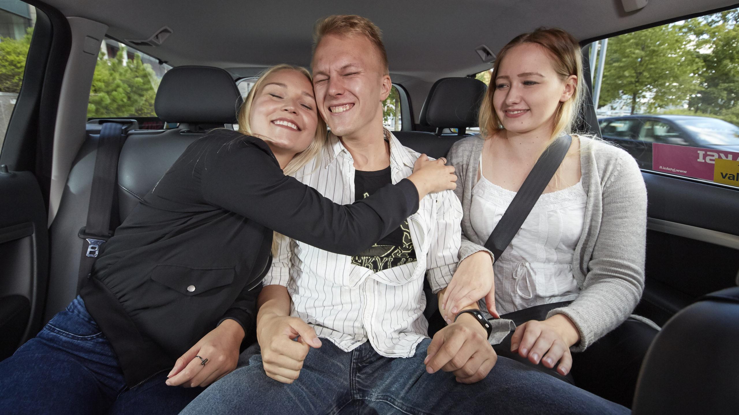 Taksipalvelut kuluttajille