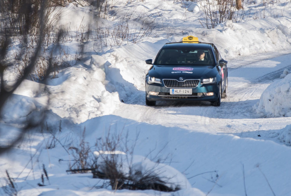 Taksi talvi