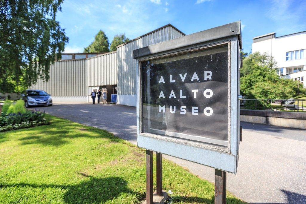 Jyväskylän Alvar Aalto -museo