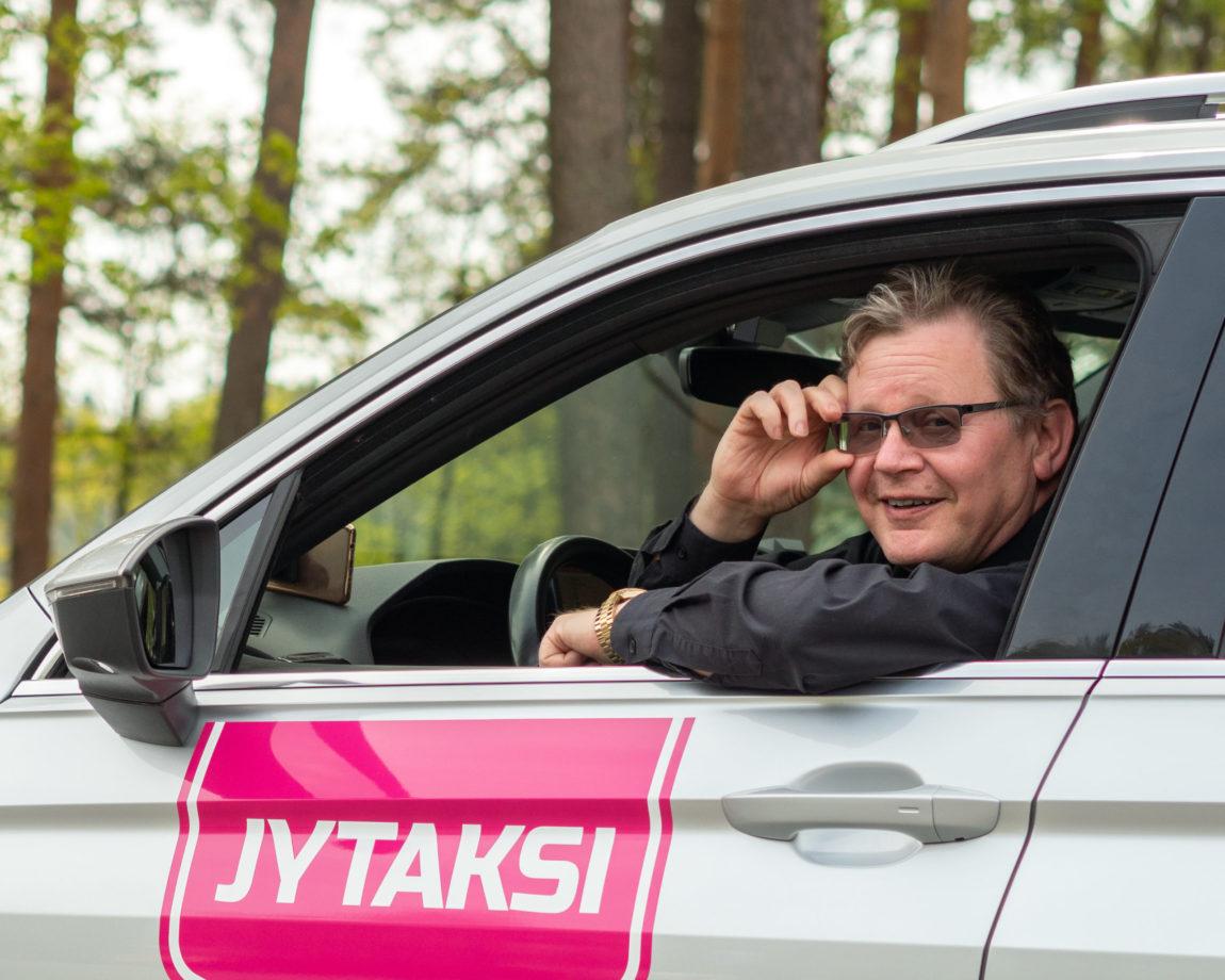 Taksi Jyväskylä